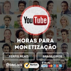 Horas para Monetização de Canal do YouTube