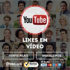 Like em vídeo do YouTube